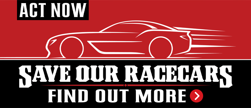 Save Our Racecars
